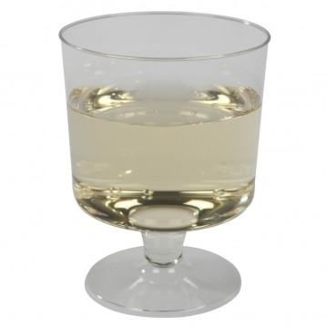 10 stk Hvidvinsglas i plast 15cl