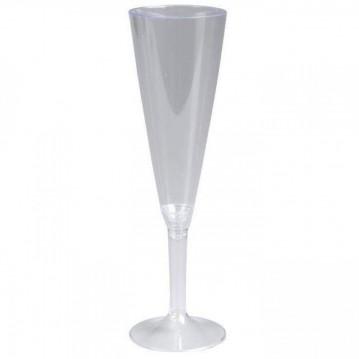 10 stk Champagneglas med løs fod 160 ml