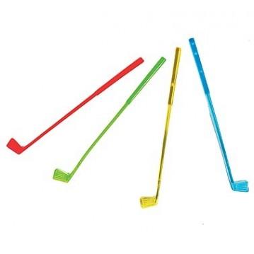 6 stk Drinkspinde golfstick 20cm