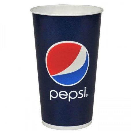 25 stk. Pepsi® bæger 100 cl
