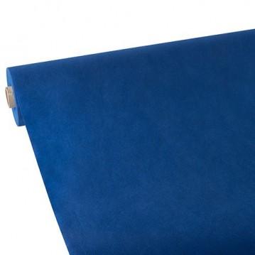 25m Rulledug mørkeblå fleece dug 1,18m
