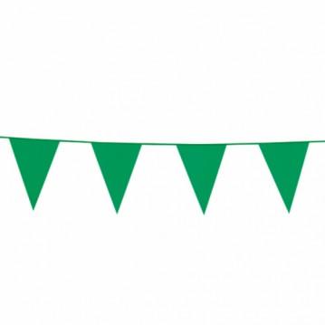 6 m. Vimpler grønne - ind og udendørs