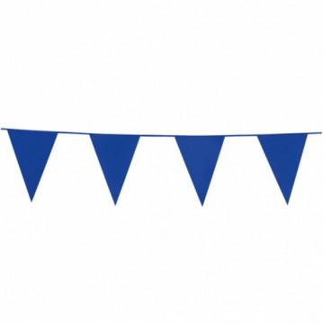 6 m. Vimpler blå - ind og udendørs