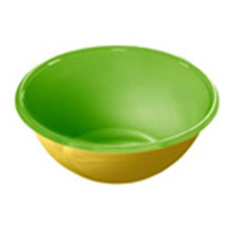 10 stk. Skåle limegrøn - grøn 38cl