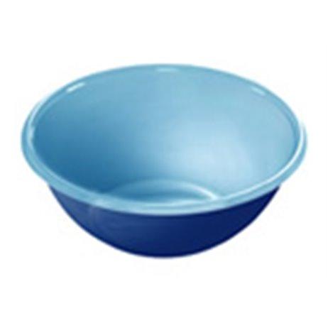 10 stk. Skåle blå - lyseblå 380ml