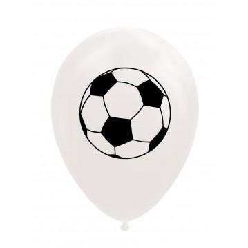 8 stk Fodbold balloner