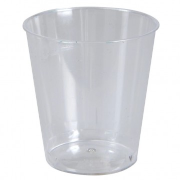 50 stk Shotglas - Snapseglas 2cl hård plast