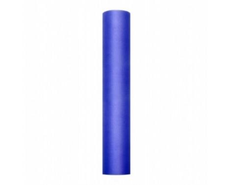 Tyl Mørke blå 0,30 x 9 meter.