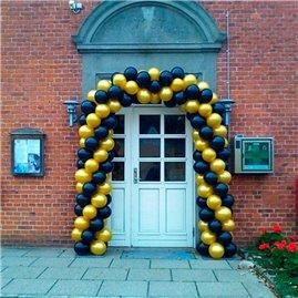 1 Stk. Ballonport -  Alt inkl. - Leveres i Hele Danmark