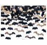 Bat - Flagermus til bordpynt og Halloween 15 g.