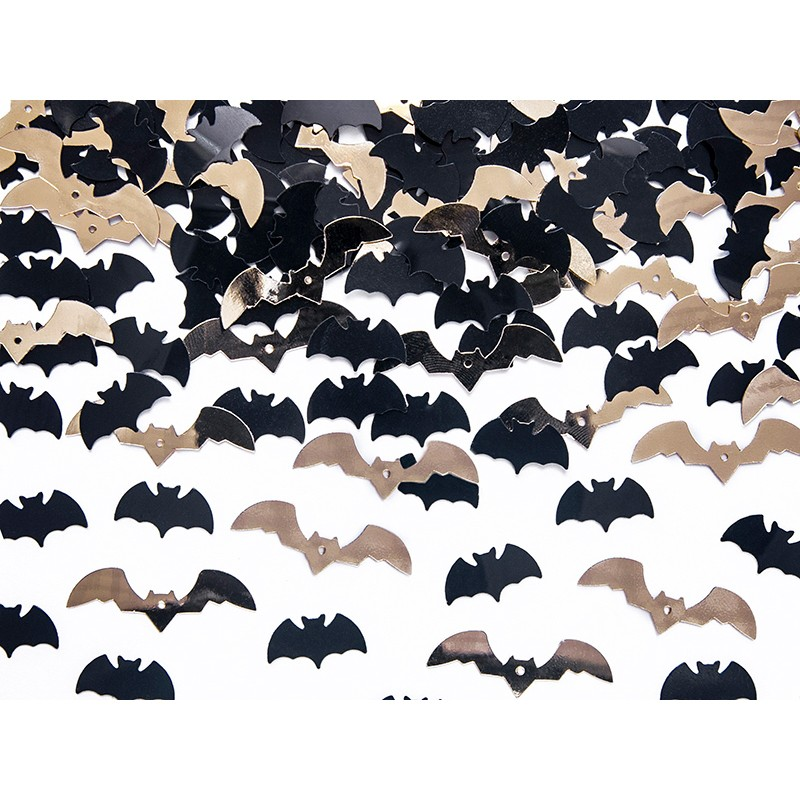 Billede af Bat - Flagermus til bordpynt og Halloween 15 g.
