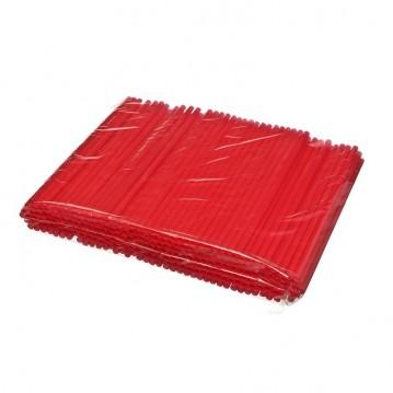 250 stk Shake sugerør rød 25cm