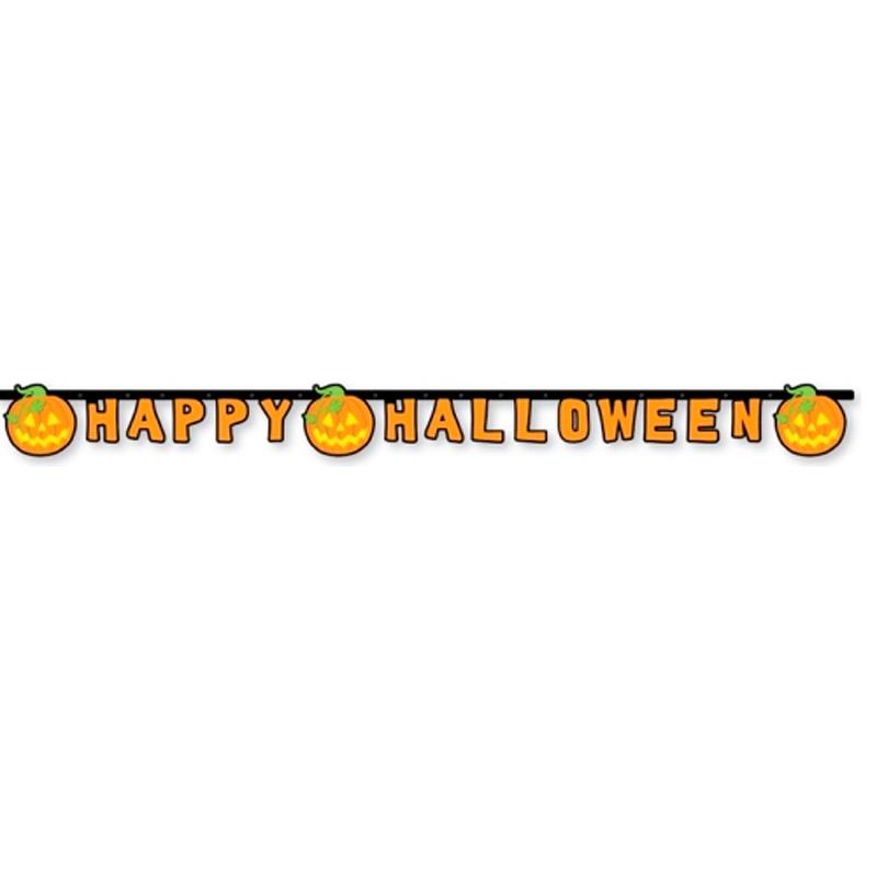 Billede af 1 stk. Halloween - Banner