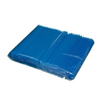 250 stk Shake sugerør blå 25cm
