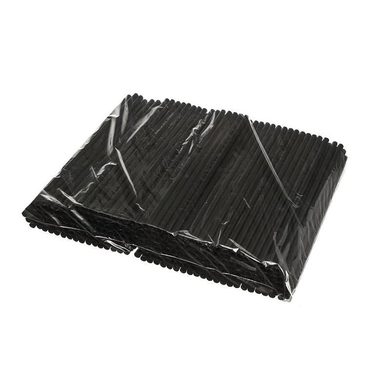 250 stk Shake sugerør sort 25cm
