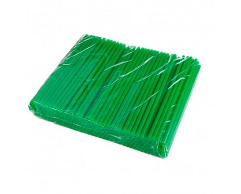 250 stk shake sugerør grøn 25cm