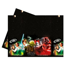 Plastikdug Star Wars & Heroes 1 stk