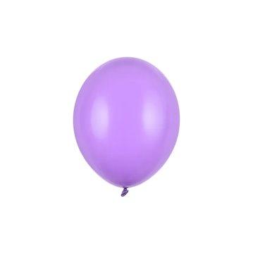 "100 stk Standard lavendel balloner - str 10"""