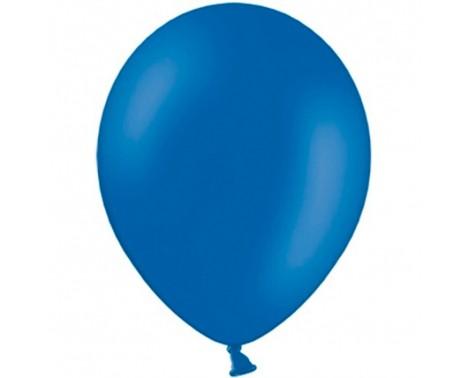 """100 stk Standard royal blå balloner - str 12"""""""