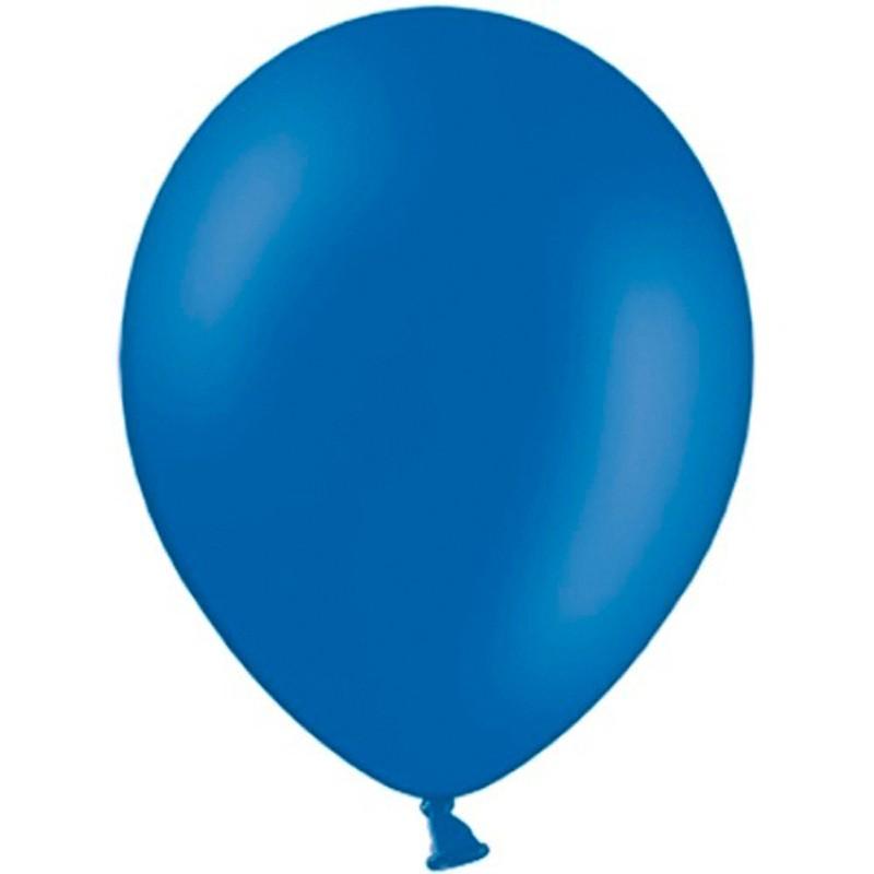 """Billede af 100 stk Standard royal blå balloner - str 12"""""""