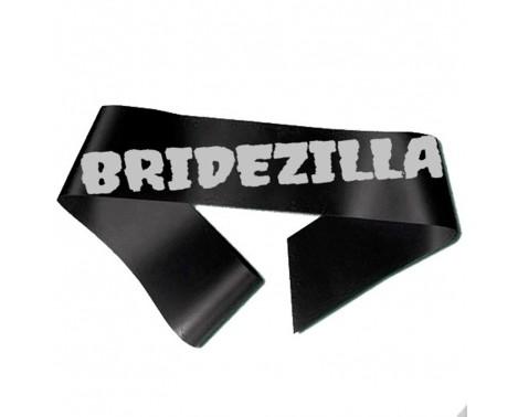 Bridezilla Ordensbånd sort