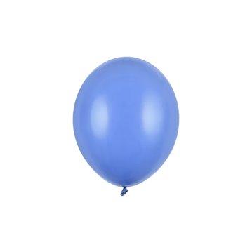 """100 stk Standard kornblomst blå balloner - str 10"""""""