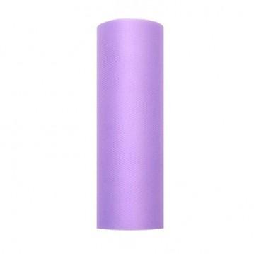 Tyl i Violet 0,15 x 9 meter.