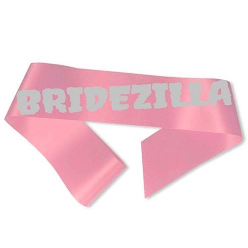 Billede af Bridezilla Ordensbånd pink