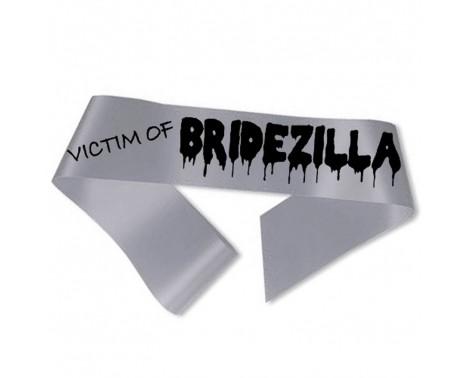 Victim of Bridezilla Ordensbånd sølv