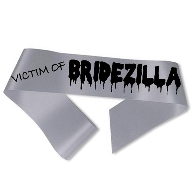 Billede af Victim of Bridezilla Ordensbånd sølv