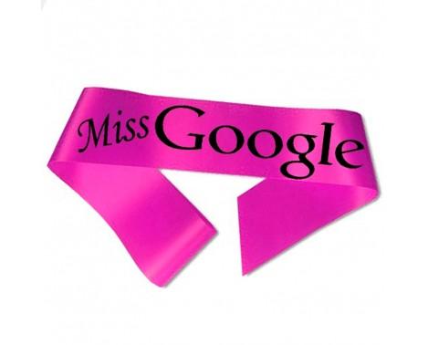 Miss Google Ordensbånd Fuchsia