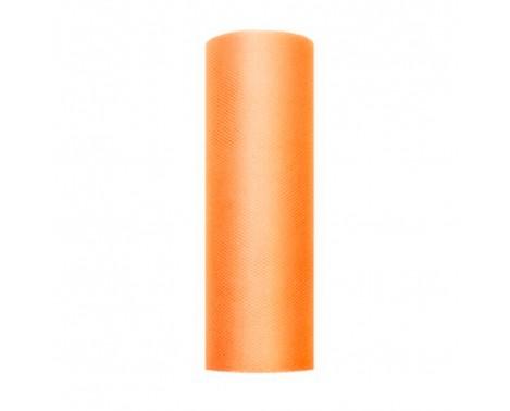Tyl i Orange 0,15 x 9 meter.