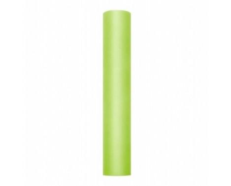 Tyl Lyse Grøn 0,30 x 9 meter.