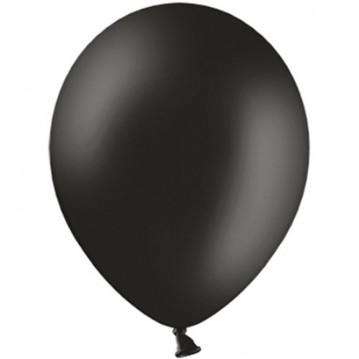 """20 stk Standard sort balloner - str 12"""""""