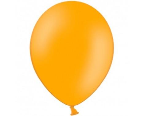 """20 stk Standard orange balloner - str 12"""""""
