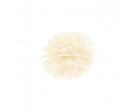 Pom Pom Creme 25 cm