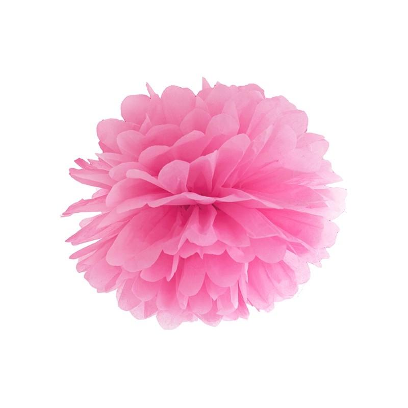 Billede af Pom Pom Pink 35 cm.