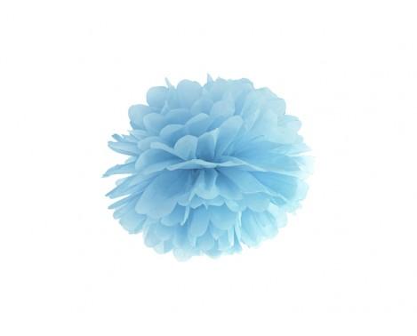 Pom Pom Støvet blå 25 cm