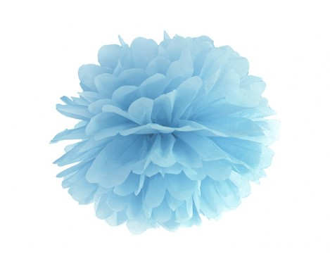 Pom Pom Støvet blå 35 cm