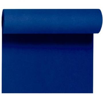 Mørkeblå bordløber og kuvertløber 40 cm bred