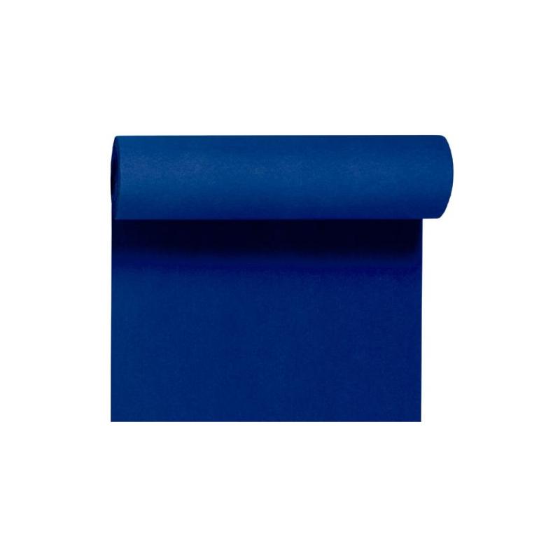 Billede af Mørkeblå bordløber og kuvertløber 40 cm bred