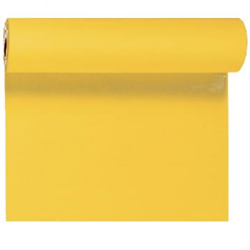 Gul bordløber og kuvertløber 40 cm bred