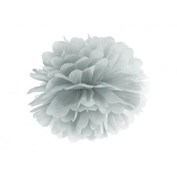Pom Pom Sølv 35 cm.