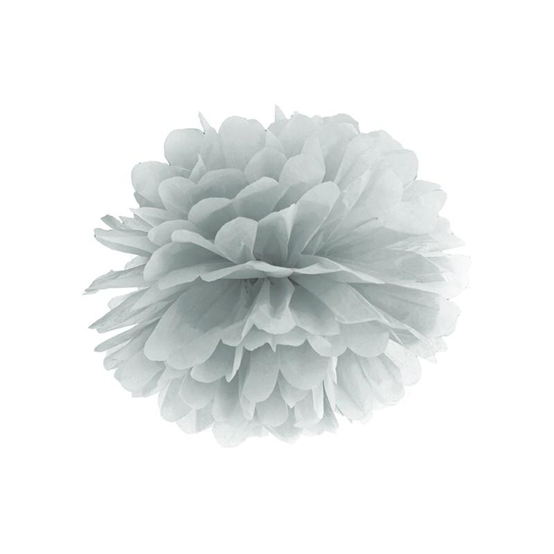 Billede af Pom Pom Sølv 35 cm.