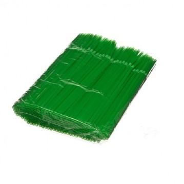 250 stk  Knæksugeør grøn 24 cm