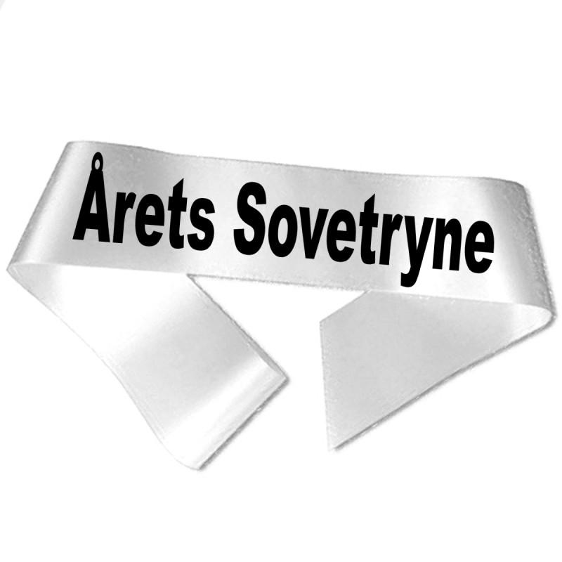 Årets Sovetryne sort tryk - Ordensbånd