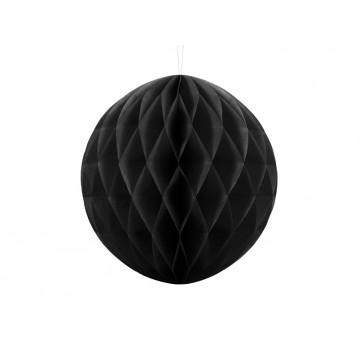 Sort honeycomb 30 cm - papir bikube