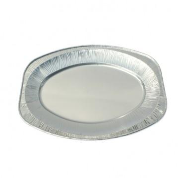 10 stk Serveringsfade oval 43x29cm