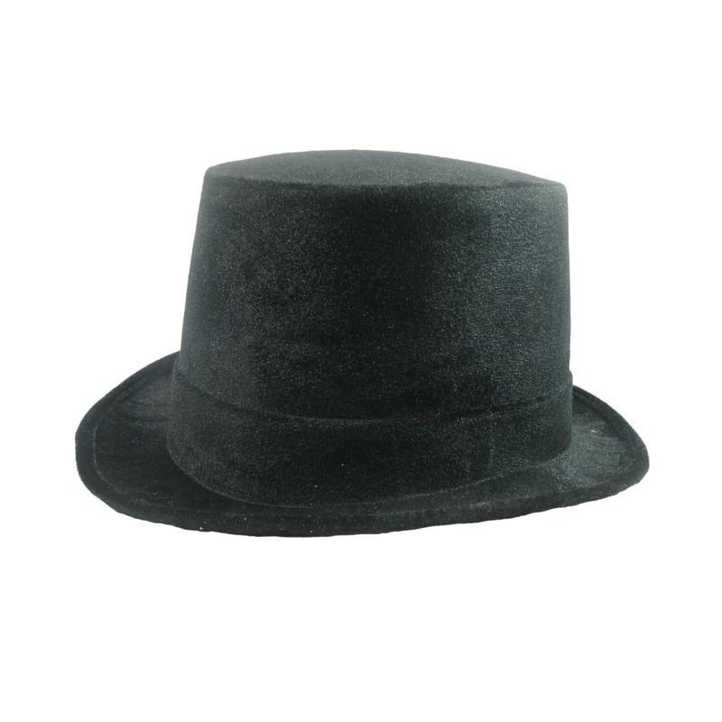 Billede af Sort hat 14cm høj