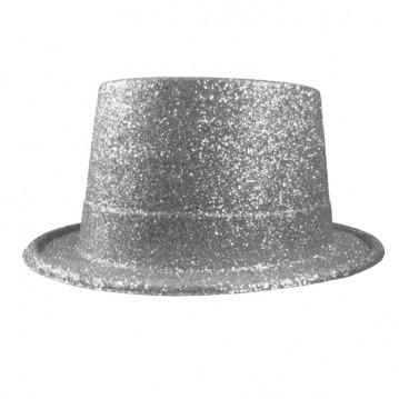 Sølv hat 15cm høj